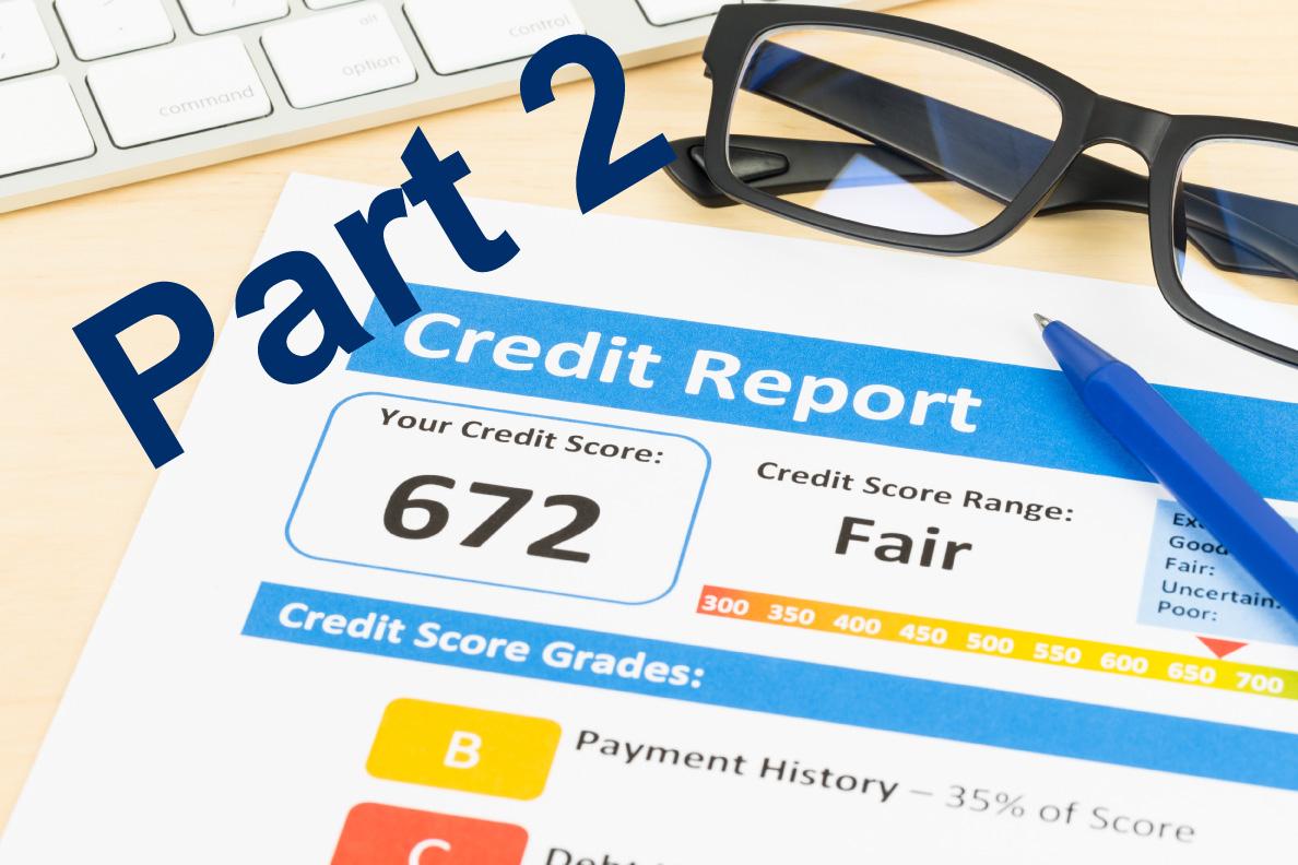credit report article part 2